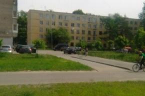 Стрельба с дракой произошла на Ленинском проспекте