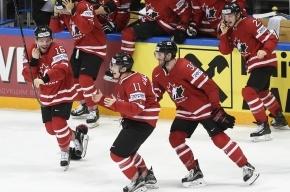 Канада победила Финляндию в финале чемпионата мира по хоккею