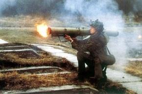 Росгвардию вооружат реактивными огнеметами