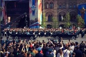 Генеральная репетиция Парада Победы завершилась в Москве