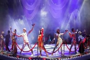 в новой программе Цирка Чинизелли  «Цирк воды, огня и света»  с 4 июня!