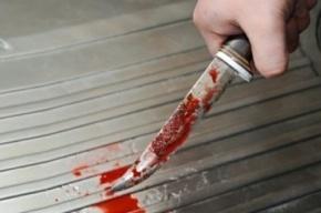 Безработный приезжий ударил ножом своего знакомого на Луначарского