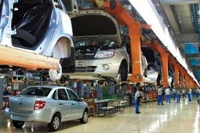 Продажи автомобилей Lada в апреле выросли впервые за два года