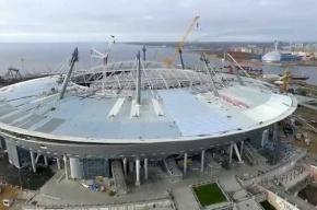 Смольный поменял схему финансирования достройки стадиона на Крестовском