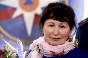 Крановщица, спасшая людей из пожара на ЗСД, получила гражданство России