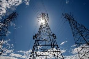 Отключение электричества в двух района Петербурга длилось пять часов