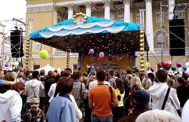 Праздник мороженого стартует на площади Островского