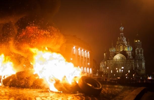 Обвинение просит отпустить Павленского по делу о поджоге покрышек