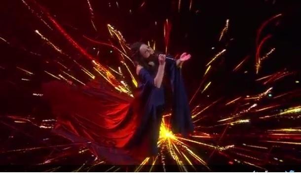 Украина выиграла Евровидение