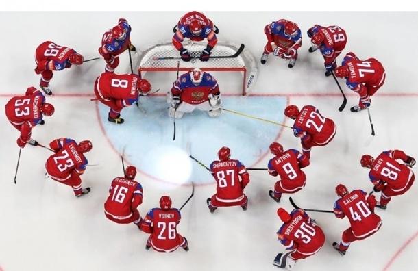 Сборная России обыграла Швецию в последнем групповом матче Чемпионата