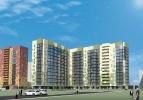 Жилой комплекс ГК «КВС» на проспекте Маршала Блюхера  : Фоторепортаж