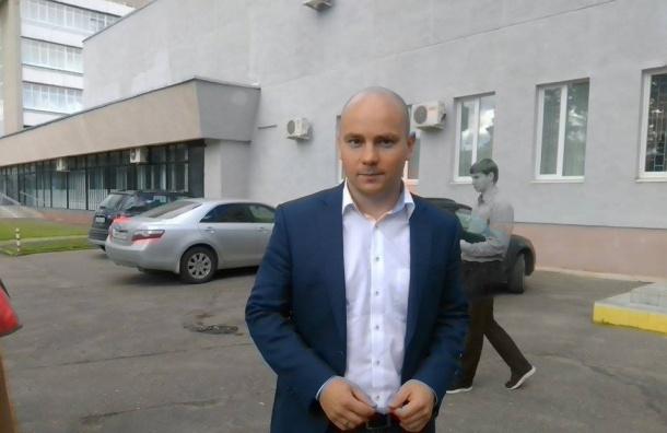 Пивоварова оштрафовали и запретили 10 лет участвовать в выборах