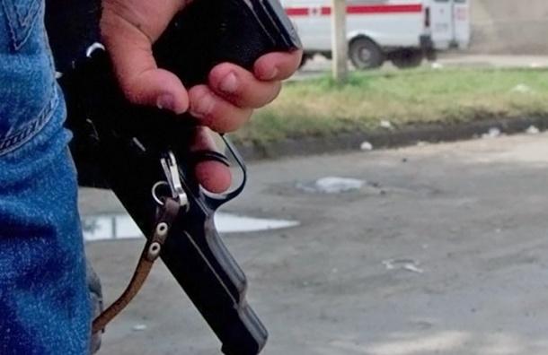 Семью из трех человек расстреляли на светофоре в Анапе
