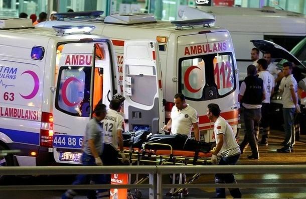 Таксист, привезший террористов-смертников в аэропорт Стамбула, дал показания