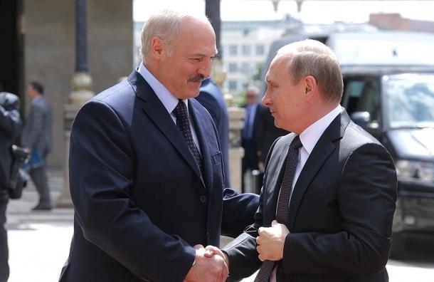 Начто Путин пожаловался Лукашенко?