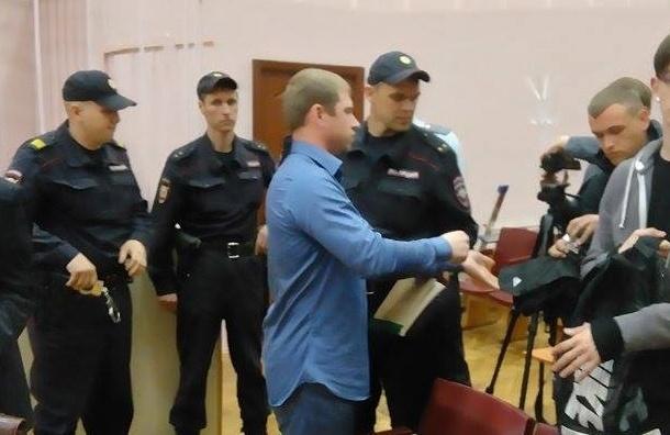 Полицейский Никаноров получил почти четыре года реального срока по делу Пивоварова