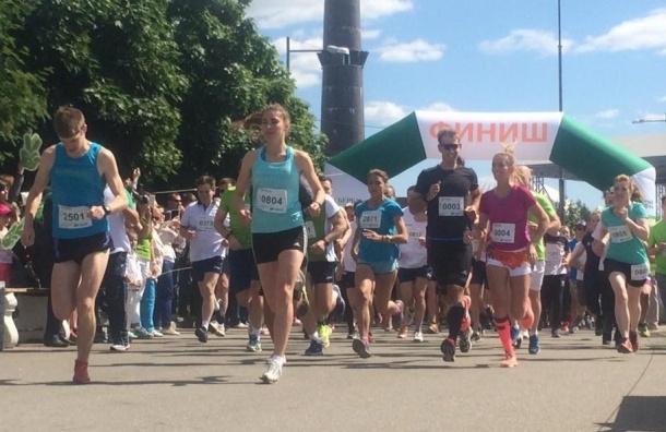 Более 3,6 тыс человек пробежали «Зелёный марафон»