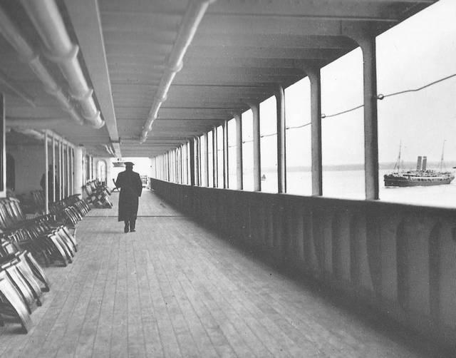 _Выставка, Титаник