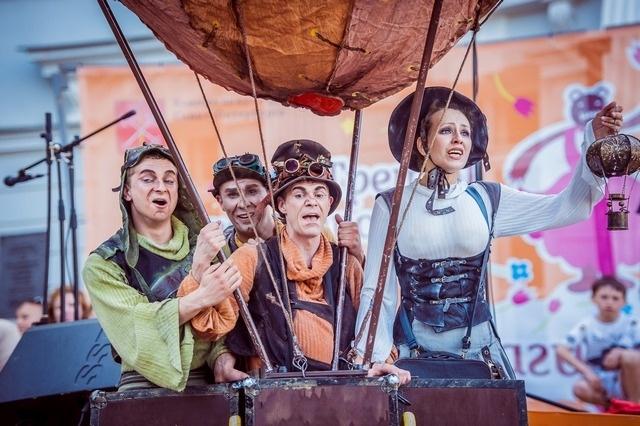 _Фестиваль уличных театров