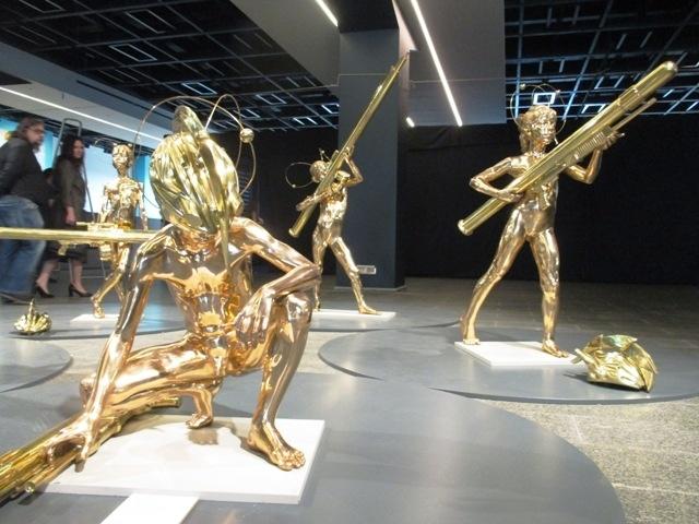 «Манеж» откроется после реконструкции выставкой актуальных насегодняшний день русских живописцев