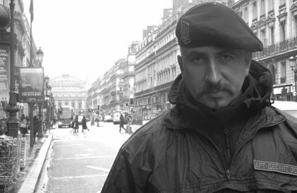 Оперного певца в Донбассе застрелил снайпер
