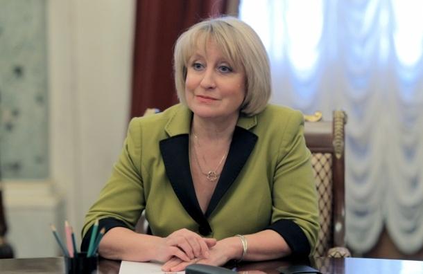 Захаренкова отреклась от Анденко и праймериз «Единой России»