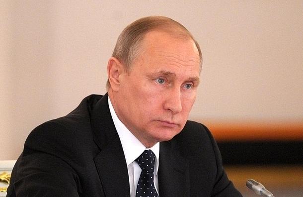 Владимир Путин выступит перед депутатами Госдумы