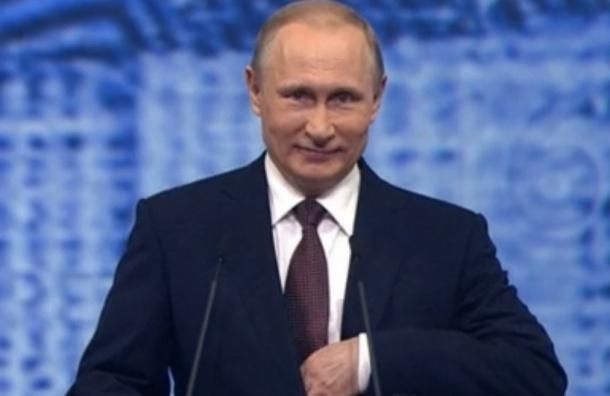 Путин: Мы продолжим либерализацию делового климата