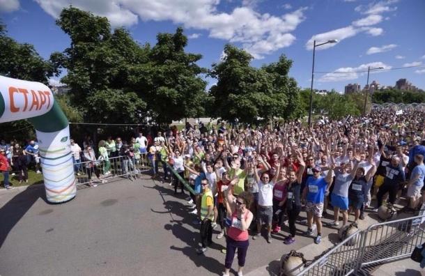 Более 3600 человек пробежали