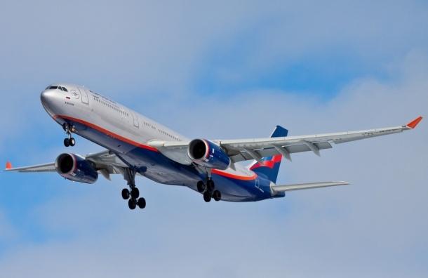 Самолет «Аэрофлота» экстренно сел в Екатеринбурге из-за дебошира