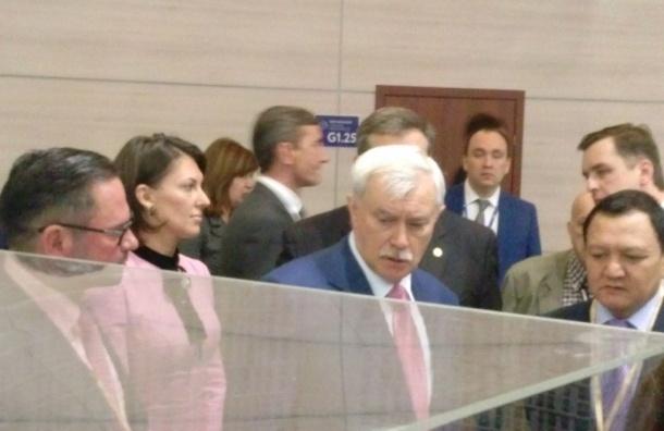 ПМЭФ-2016 начинается в Петербурге