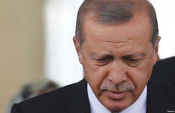 Путин остался холоден к письму Эрдогана