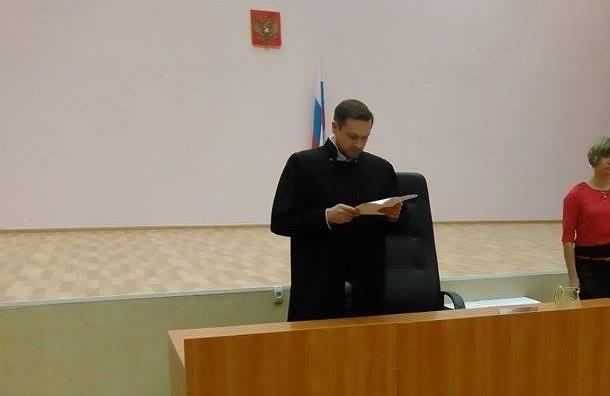Костромской суд нашел вину Андрея Пивоварова доказанной