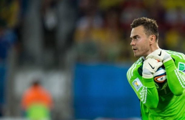 Акинфеев оказался в пятерке лучших вратарей группового этапа Евро