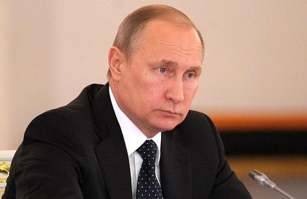 Путин пока не принял решения в отношении Белых