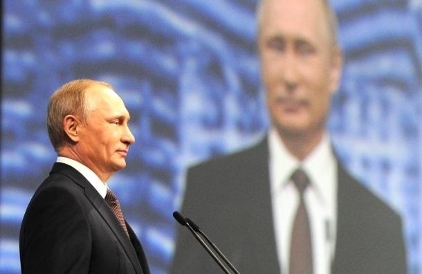 Путин: Мы хотим видеть в Украине доброго соседа
