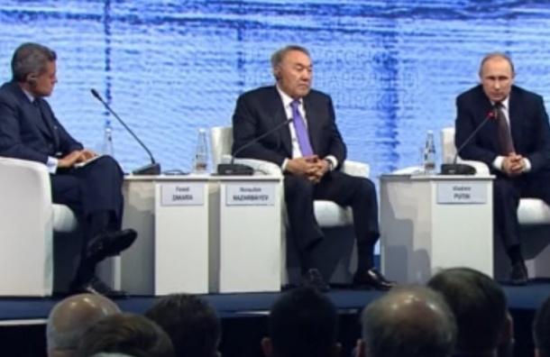 Путин: Украина не выполняет Минские соглашения