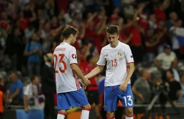 Футболист сборной России: За что нам должно быть стыдно?