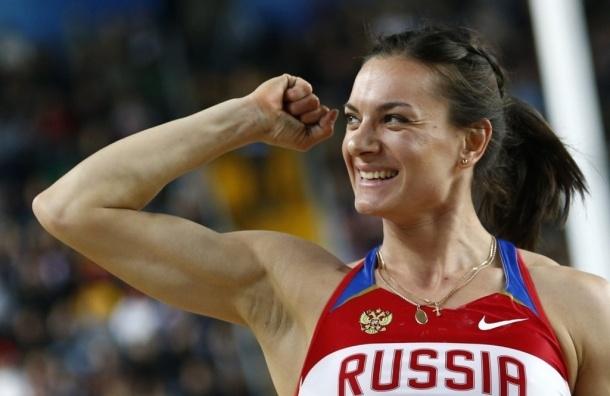Исинбаева не видит надежды у легкоатлетов выступить на Олимпиаде