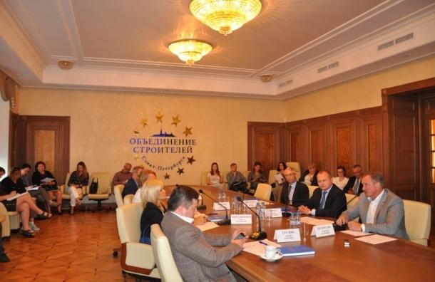 В Петербурге обсудили, что ожидает строительную отрасль России после принятия поправок в Градкодекс