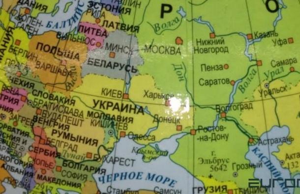 Глобусы с российским Крымом изъяли из магазинов Белоруссии
