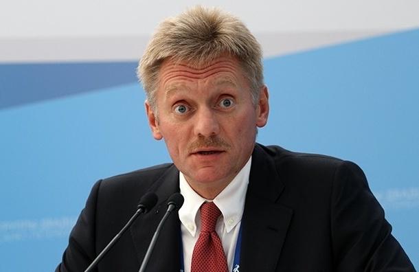 Кремль не стал комментировать задержание мэра Владивостока