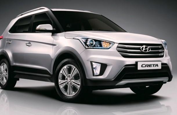 Кроссовер Hyundai Creta начнут массово выпускать в Петербурге