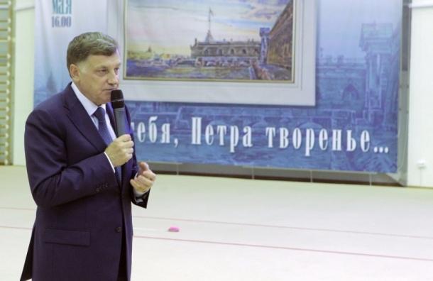 Вячеслав Макаров улизнул от вопроса про мост Кадырова