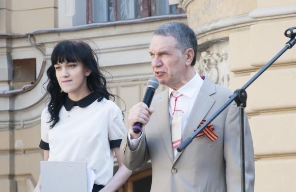 «Лента времени»: петербургская молодежь восстановила события начала войны