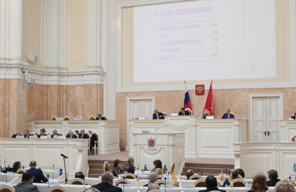 Депутаты не стали менять бюджет в пользу горожан
