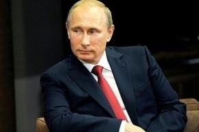 Путин рассказал о пользе критики власти