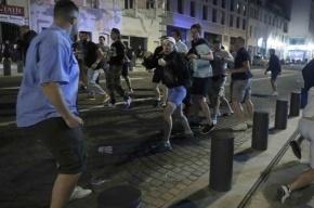 Полиция Марселя не задержала ни одного российского фаната