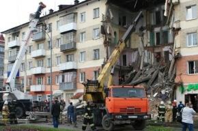Обрушившийся дом в Междуреченске снесут