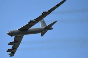 США перебросили в Европу бомбардировщики B-52